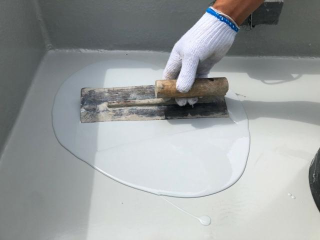 ウレタン防水を施す場所とメリット