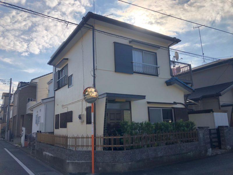 茅ヶ崎市 Y様邸 外壁・屋根塗装工事