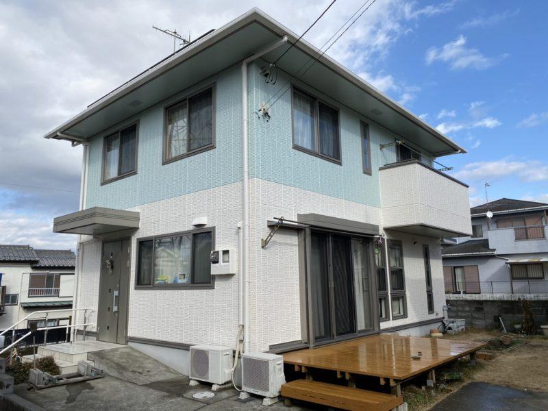 茅ヶ崎市 O様邸 外壁・屋根塗装・シーリング工事