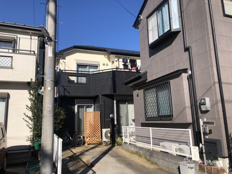 藤沢市 S様邸 外壁・屋根・コーキング・バルコニー防水工事
