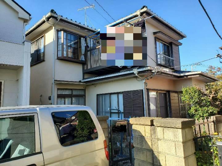 茅ヶ崎市 N様邸 外壁塗装・屋根修繕工事