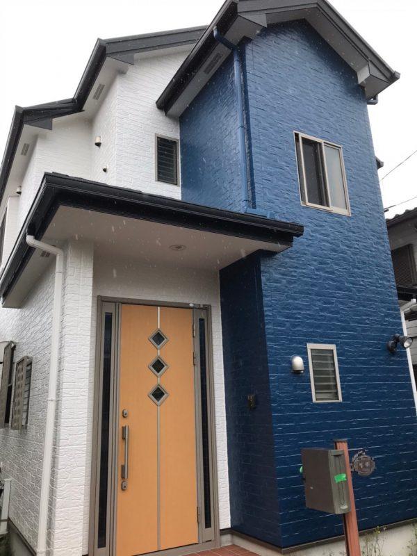 藤沢市A様邸  外壁塗装工事