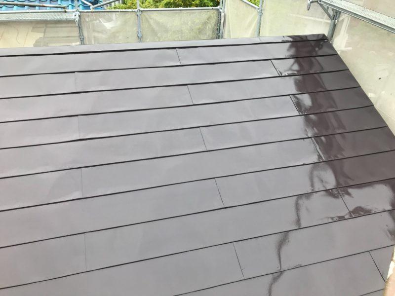 藤沢市 N様邸 屋根塗装工事